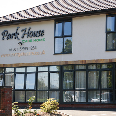 Casement windows and entrance doors for care home