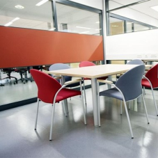 M-Light brings lighting to Breeam certified school