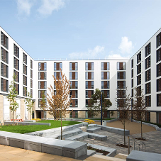 Stonemaster® triumphs at Salisbury Court