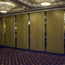 Hilton Upgrades Partitioning System