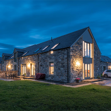 Scottish charm ensured with CUPA PIZARRAS Slate