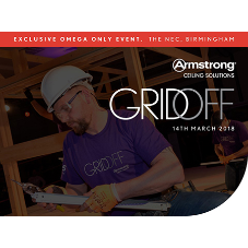 Armstrong's #GridOff competition is back