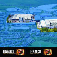 VEKA shortlisted for three Red Rose Awards