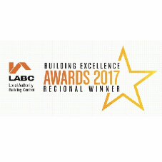 SE Controls project wins LABC Award