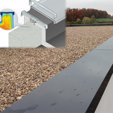 Innovative insulated parapet solution from Dani Alu