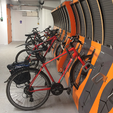 H-B Designs deliver a Cycle Centric Business Hub