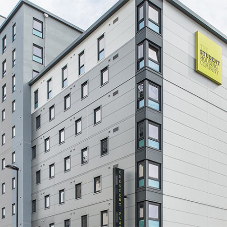 Tilt & Turn frames at St. Mary's Student Accommodation