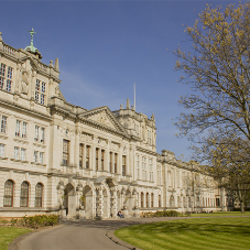 Videx digital door entry system for Cardiff University