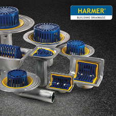 Harmer's new CPD boosts understanding of rainwater drainage