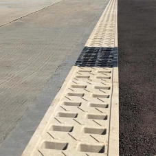 KOMPAQDRAIN® channels for Brasdiesel HQ