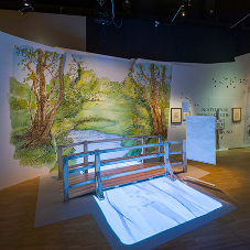UK's largest Winnie-the-Pooh exhibition relies on VDC