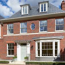 Quality windows for luxury Wimbledon home