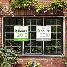 Clement win Best of Design on Houzz