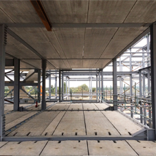 3,800m² of precast concrete for Northampton Uni site