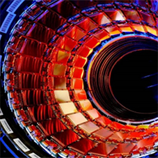 Water cooled chillers at the Large Hadron Collider