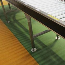 Durable Flooring for large snack food factory