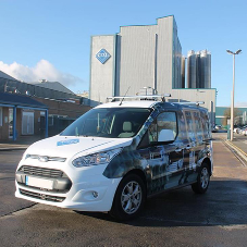 On the road: VEKA adds four vans to TSE fleet