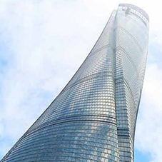 SentryGlas® twists and turns at Shanghai Tower