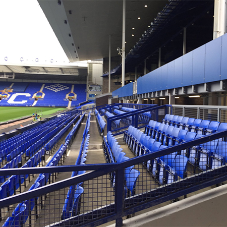 Facilities upgrade for Everton FC
