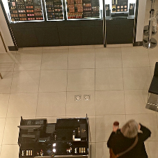 Simon IP66 Floor Box at the new John Lewis store