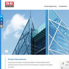 A new look and a new website for SE Controls