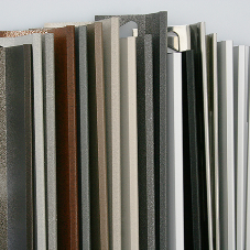 New finishes for Schlüter's slimmest tile edge profile
