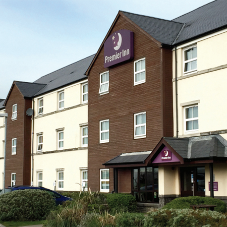 Temperature & flow control units for Premier Inn