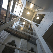 Stannah lift spurs access in Tudor Museum