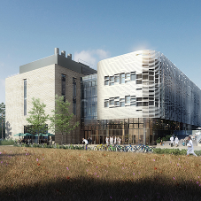 Harmer's bespoke design for new state-of-the-art building