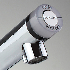 Ecoprod's miscea taps popular with dentists