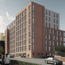 Kingspan structural solution for student accommodation