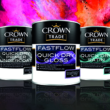 Crown Trade expand Fastflow colour range