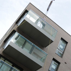 20 Glide-On™ balconies for North London apartments