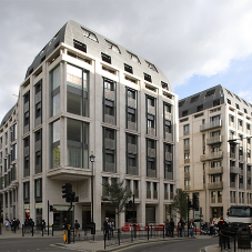 Reynaers provide outstanding design in the heart of London