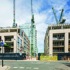 DOYMA products for London development