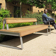 Furnitubes launch new Ribbon XL seating range