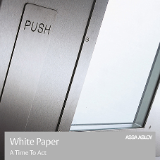ASSA ABLOY launches fire doors safety whitepaper