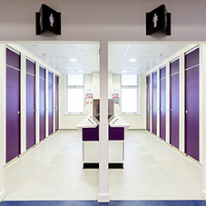 Balancing privacy and safety in school washrooms