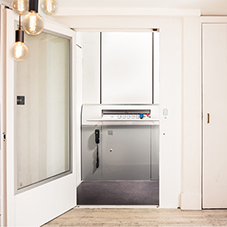 Gartec home lift for sustainable Brighton home