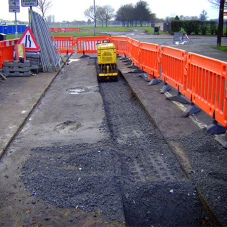 100% IBAA for Public Utility Trench re-instatement applications