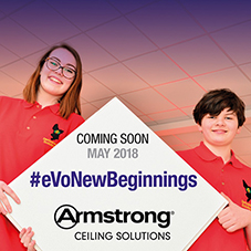 Armstrong offers community groups a New Beginning