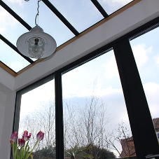 Bespoke Lumen rooflight brings light to kitchen renovation