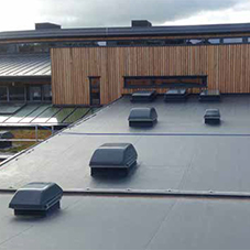 Sika Sarnafil for new North Wales primary school