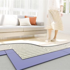 Benefits of electric underfloor heating