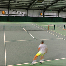Pulsar sports lighting for Sutton Sports Village