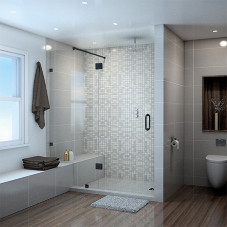 Stunning shower door hardware from CRL