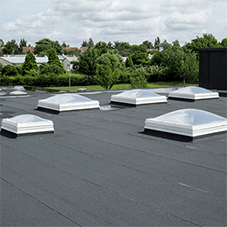 Bailey System 17000 for pitched and flat roofs