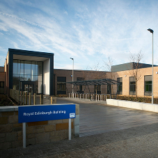 Alumasc the perfect match for Royal Edinburgh Hospital