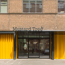 Bolton Gate delivers main entrance doors for Mustard Tree