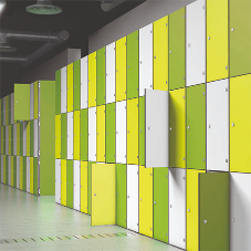 ZENBOX Leisure Lockers from Total Locker Service